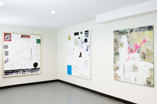 no theory, installation view