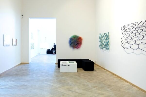 Hverfisgallerí at CHART | ART FAIR 2016, installation view