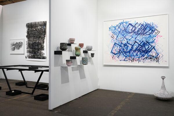 Diane Rosenstein at UNTITLED, ART San Francisco 2020, installation view
