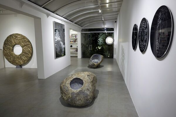 Denise Milan | ConCentração, installation view