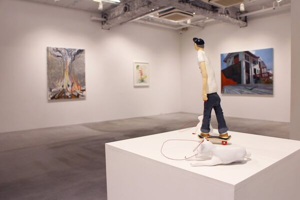 Gallery Collection, installation view