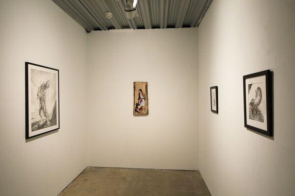 "OKAMOTO Ellie ""Troposphere"", installation view"
