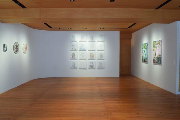 Art Student Exhibition 2017, installation view