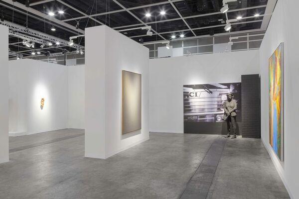 Templon at Art Basel Hong Kong 2019, installation view