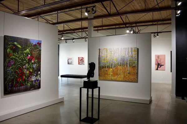Summer Salon III, installation view