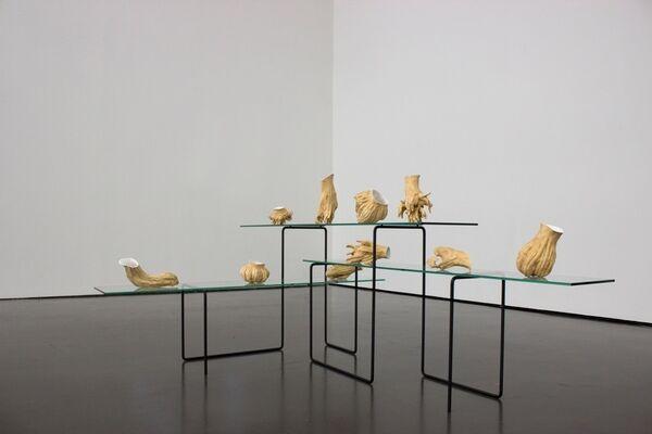 Rehbein Galerie at Artissima 2016, installation view