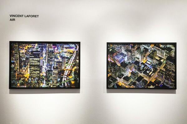 Vincent Laforet: Air, installation view