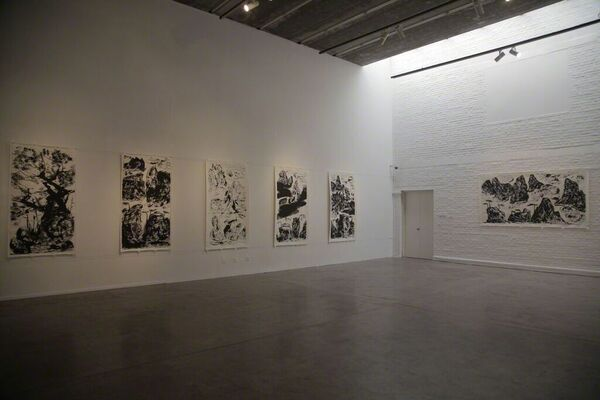 Wesley Tongson: Solo Exhibition In Beijing, installation view