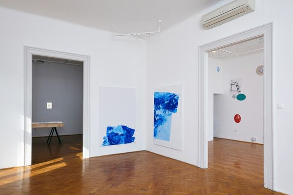 Rita Süveges: Aroma Therapy, installation view