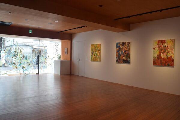 "Yuuka ASAKURA ""Figure of Unconsciousness"", installation view"