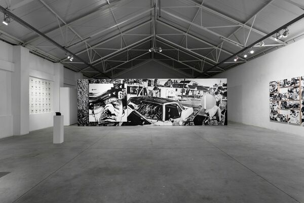 WK – Act and Process, installation view