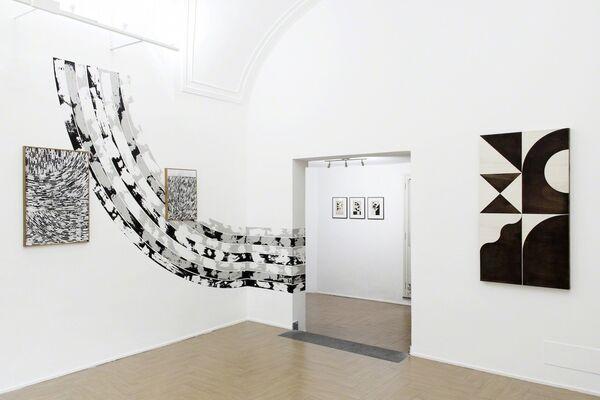 Reminiscence at Ritmo, installation view
