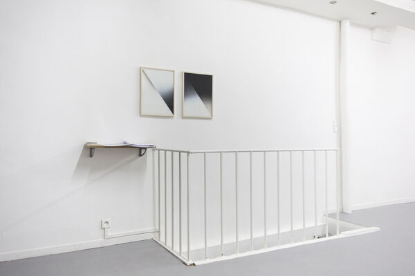 Sans titre (#2), installation view