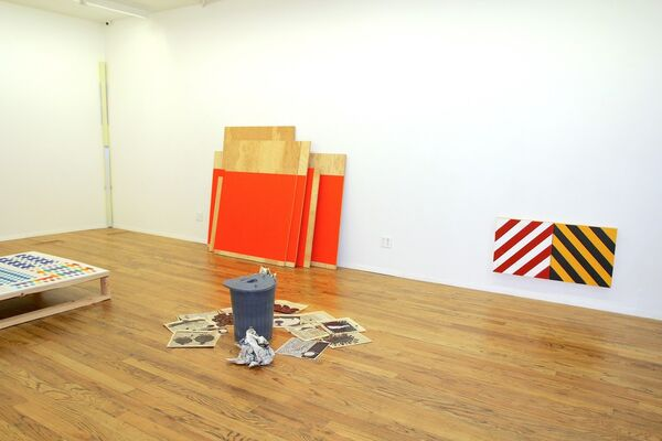 Position Matters, installation view