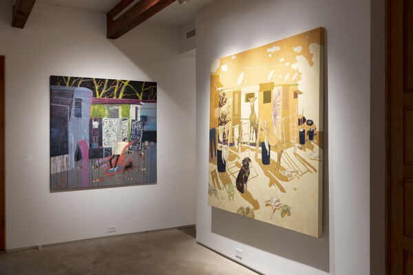 Lindy Chambers: Obscura, installation view