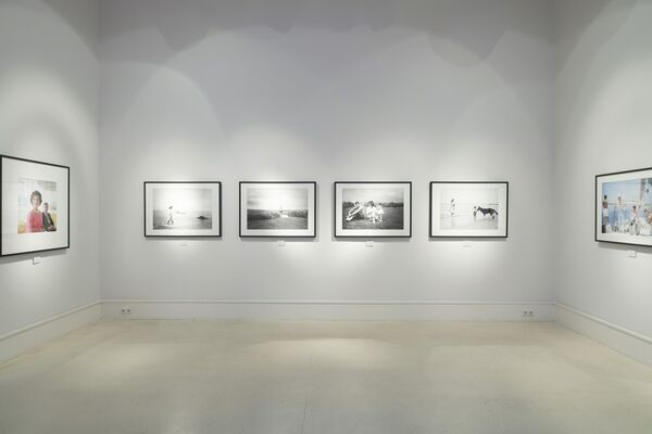The Kennedys, installation view