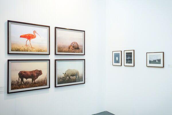 John Martin Gallery at Art16, installation view