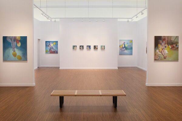 Dimelza Broche: Dream Anamnesis, installation view
