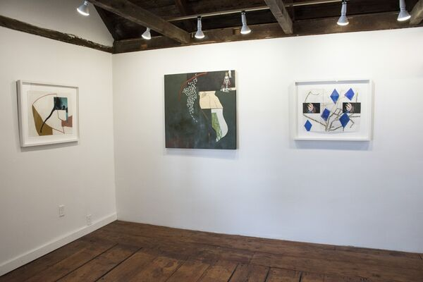 Group Exhibition - Summertime, installation view