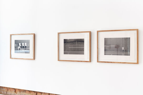 Nicole Clare Fraser | untitled (façade), installation view