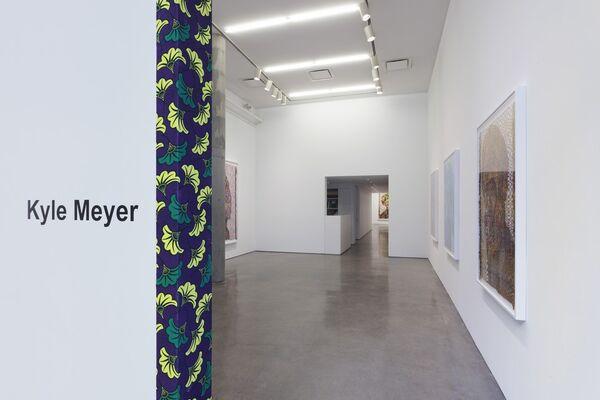 Interwoven, installation view