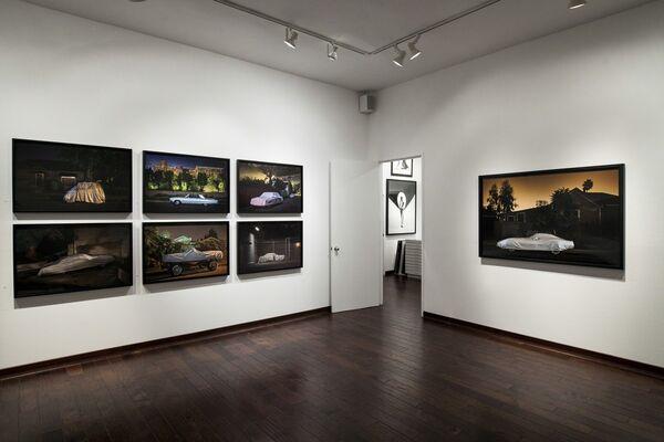 Gerd Ludwig: Sleeping Cars, installation view