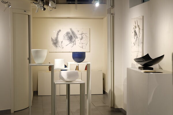 ESH Gallery at Asia Now 2019, installation view