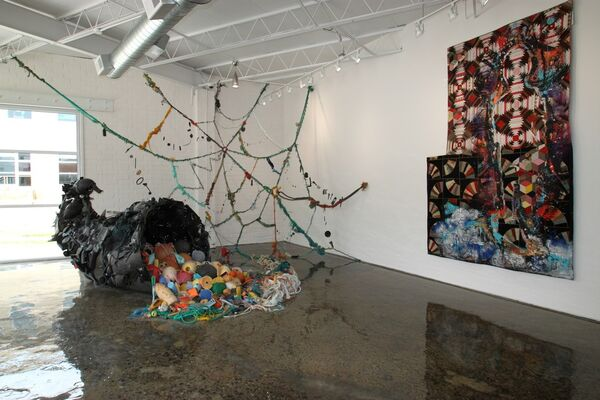 All Tomorrow's Parties, installation view