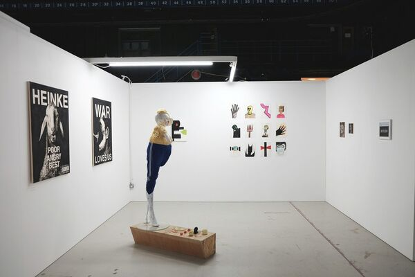 Charlie Smith London at The Manchester Contemporary, installation view