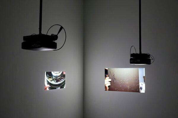 Mark Geffriaud - two thousand fifteen, installation view