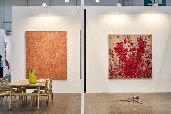 Galería Hilario Galguera at ZⓈONAMACO 2019, installation view