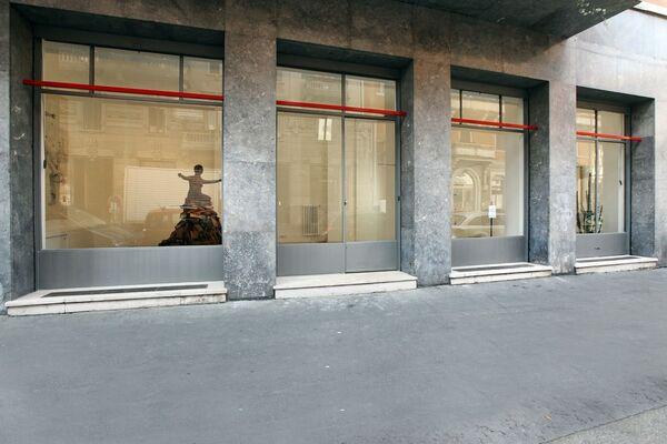 Galleria Raffaella Cortese at Artissima 2016, installation view