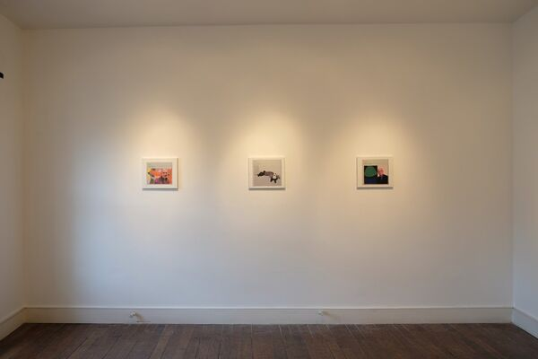 The Death of the Artist, installation view
