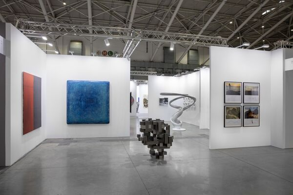 Sean Kelly Gallery at Taipei Dangdai 2020, installation view