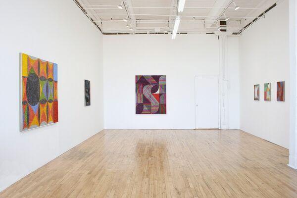 Matt Phillips, Yard Sale, installation view