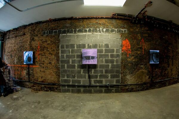 Nitemind ON CANAL, installation view