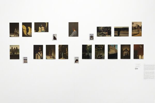 Valid Foto Bcn Gallery at Unseen Photo Fair 2016, installation view
