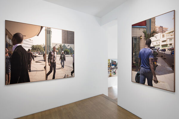 Museum of the Revolution, installation view