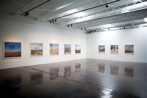 Allison V. Smith: Levelland, installation view