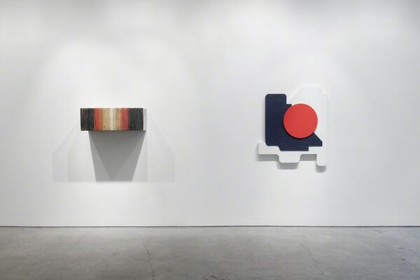 Recollected Forms, installation view