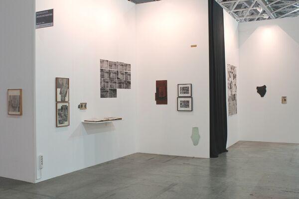 Galeria Jaqueline Martins at Artissima 2015, installation view