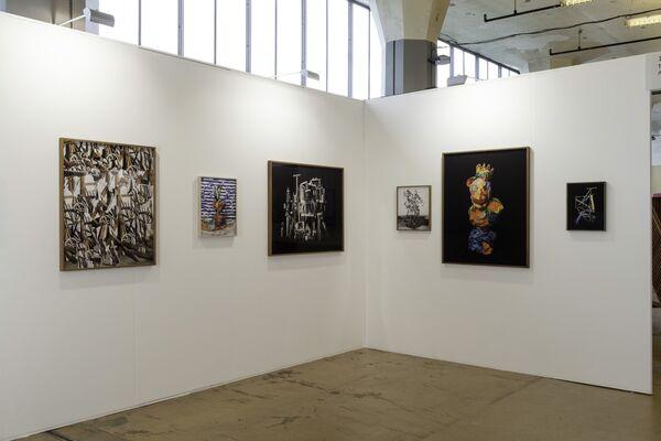 The Ravestijn Gallery at Art Rotterdam 2016, installation view