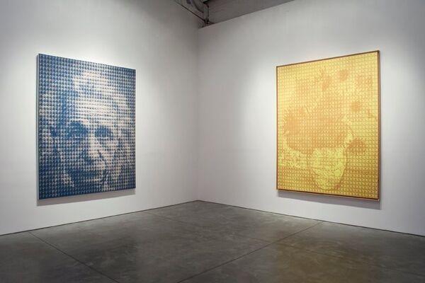 Kim Dong Yoo, installation view