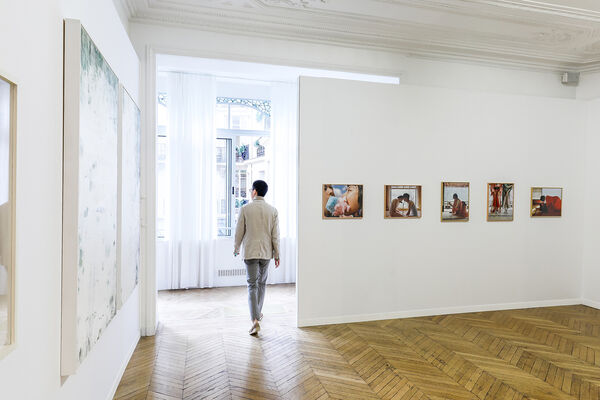 Chambers Fine Art at Asia Now 2019, installation view