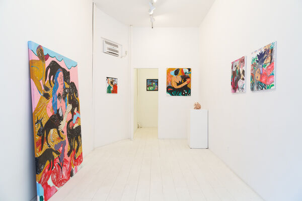 New York Meets Tbilisi: Defining Otherness - Part I, installation view
