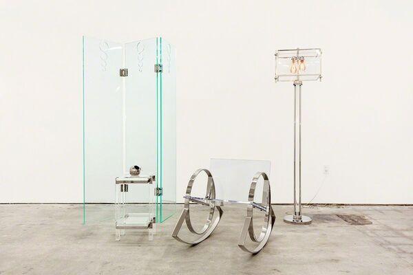Michael Jon & Alan presents Charles Hollis Jones at Design Miami/ 2016, installation view