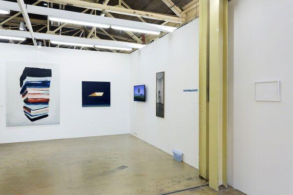 Akinci at Art Rotterdam 2019, installation view