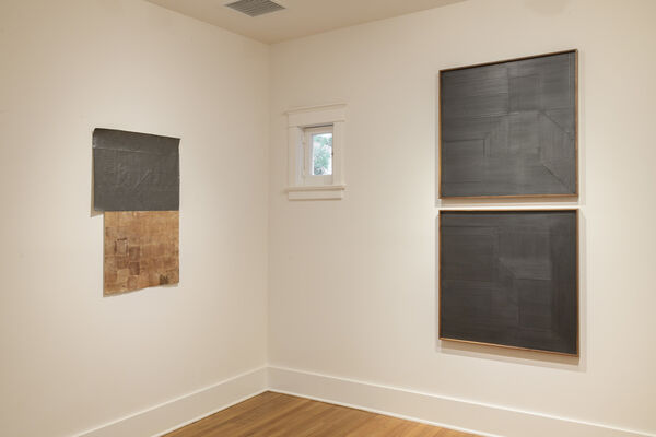 Jenene Nagy   the future does not exist, installation view