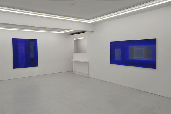 GALLERY COLLECTION Katsuyoshi Inokuma 猪熊克芳, installation view