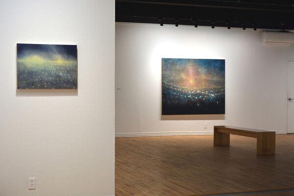 Dennis Ekstedt: Terraformers, installation view